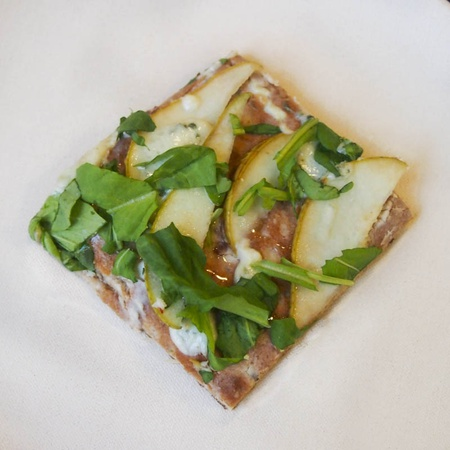 Pear, Thyme & Blue Cheese Pizza