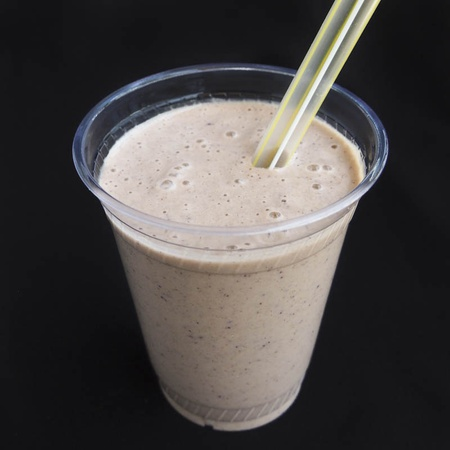 Peanut Butter & Oat Smoothie